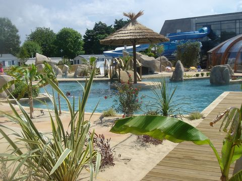 Camping Sunelia Escale Saint Gilles  - Camping Finistere - Image N°4