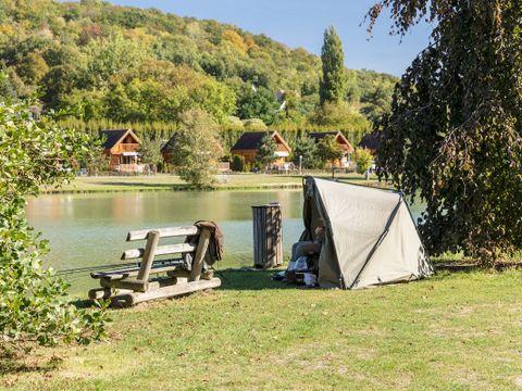 Aisne  Camping La Croix du Vieux Pont - Camping Aisne - Afbeelding N°21