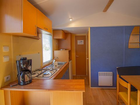 MOBILHOME 6 personnes - GRAND CONFORT 2 chambres