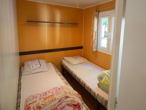 MOBILHOME 6 personnes - LUXE 3 chambres