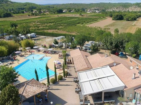 Camping La Rouveyrolle  - Camping Ardeche