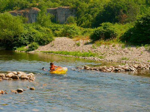 Camping La Rouveyrolle  - Camping Ardeche - Image N°35