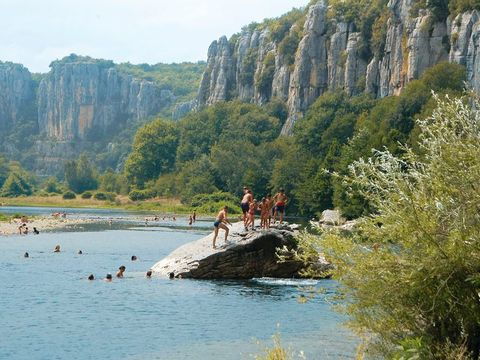 Camping La Rouveyrolle  - Camping Ardèche - Image N°17