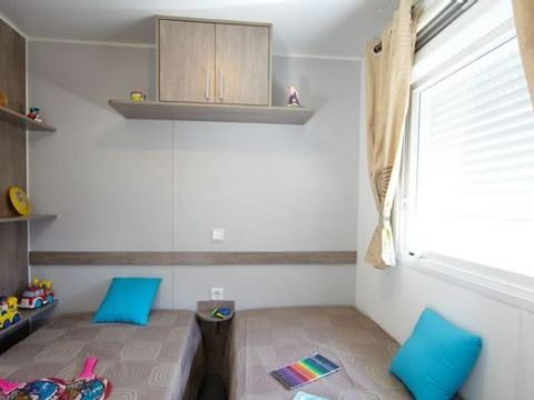 MOBILHOME 6 personnes - 2 chambres, Confort +