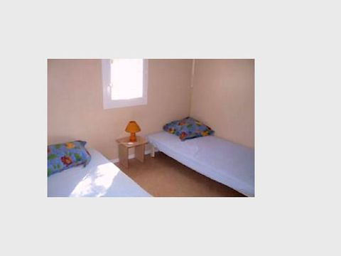 CHALET 6 personnes - 3 CHAMBRES
