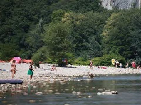 Camping Chaulet Plage - Camping Ardeche - Image N°2