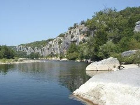 Camping Chaulet Plage - Camping Ardeche