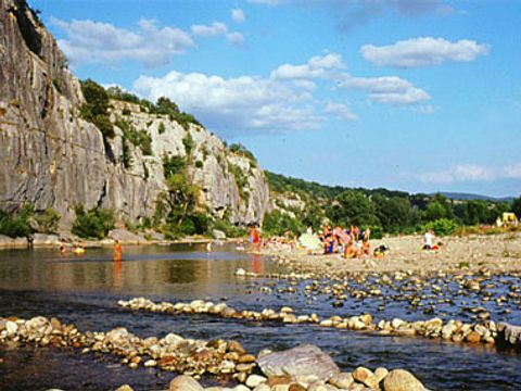 Camping Chaulet Plage - Camping Ardeche - Image N°6