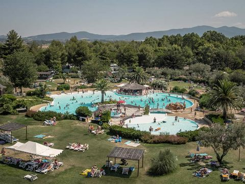 Camping Le Capanne - Camping Livourne