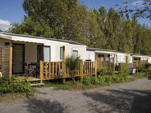 MOBILHOME 8 personnes - Cottage Privilège avec 2 salles de bain