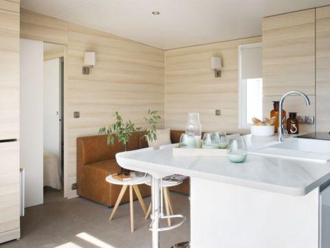 MOBILHOME 6 personnes - VIP avec 2 salles de bain