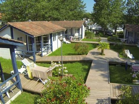 CHALET 5 personnes - IRATY