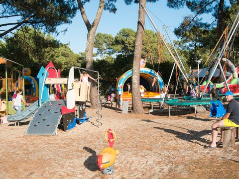 Camping Le Vivier  - Camping Landes - Image N°6