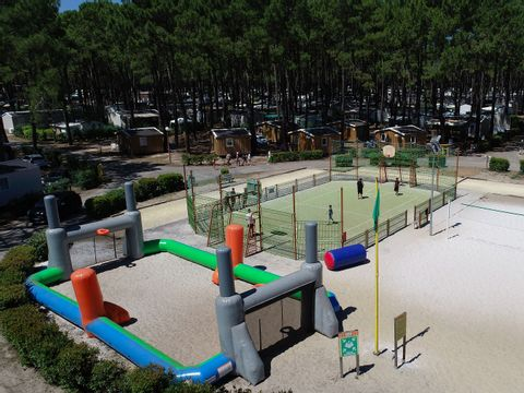 Camping Le Vivier  - Camping Landes - Image N°8