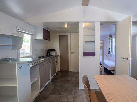 MOBILHOME 6 personnes - COSY 2 chambres (I62C)