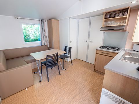 MOBILHOME 6 personnes - COSY 3 chambres (I63C)