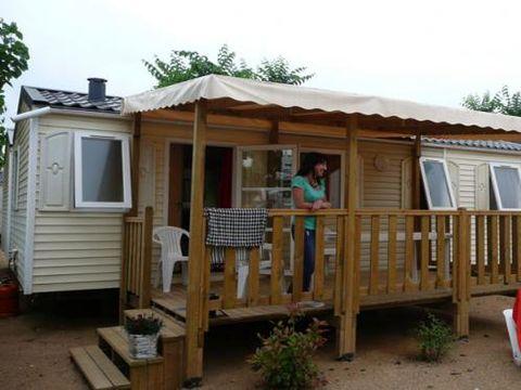 MOBILHOME 5 personnes - Premium 2 Chambres