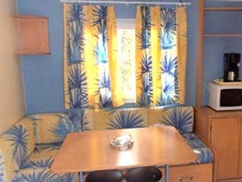 MOBILHOME 6 personnes - Confort climatisé (C6T)