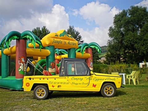 Camping  Aux Cygnes d'Opale - Camping Seine-Maritime - Image N°4