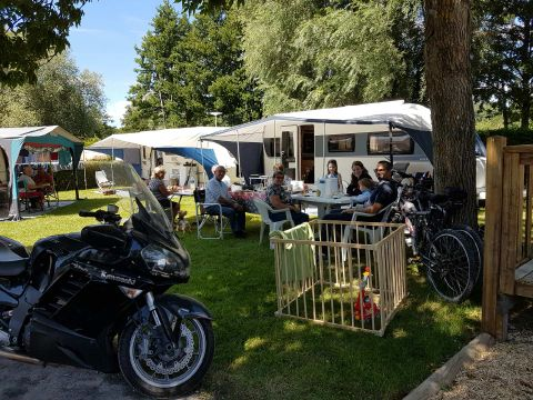 Camping  Aux Cygnes d'Opale - Camping Seine-Maritime - Image N°7