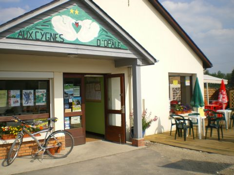 Camping  Aux Cygnes d'Opale - Camping Seine-Maritime - Image N°6