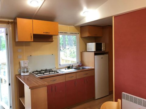 MOBILHOME 4 personnes - CIGALE