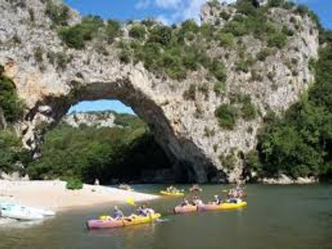 Vaucluse  Camping La Simioune - Camping Vaucluse - Afbeelding N°14