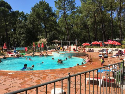 Vaucluse  Camping La Simioune - Camping Vaucluse - Afbeelding N°3