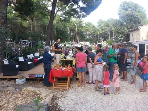 Vaucluse  Camping La Simioune - Camping Vaucluse - Afbeelding N°9