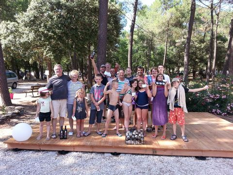 Vaucluse  Camping La Simioune - Camping Vaucluse - Afbeelding N°12