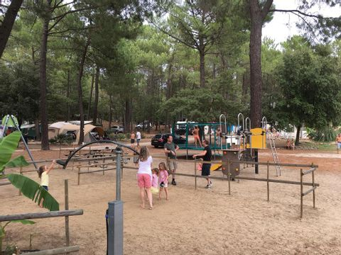 Vaucluse  Camping La Simioune - Camping Vaucluse - Afbeelding N°6