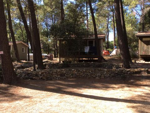 Vaucluse  Camping La Simioune - Camping Vaucluse - Afbeelding N°13