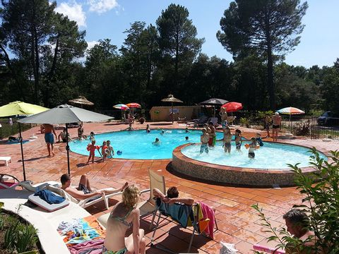 Camping La Simioune - Camping Vaucluse - Image N°2