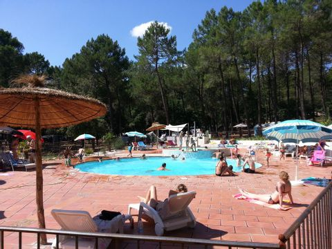 Vaucluse  Camping La Simioune - Camping Vaucluse - Afbeelding N°4