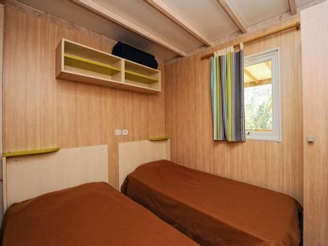 CHALET 6 personnes - 3 chambres + climatisation