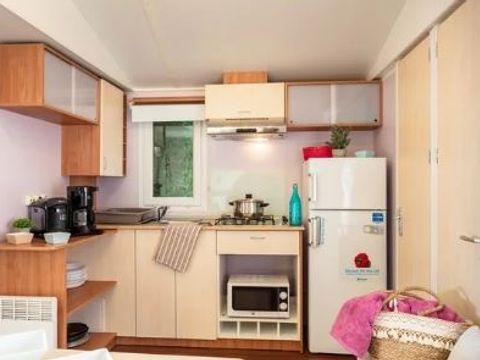 MOBILHOME 6 personnes - Cottage Clim. 4/6p