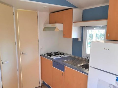 MOBILHOME 4 personnes - ORCHIDEE