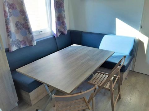 MOBILHOME 6 personnes - LAURIER
