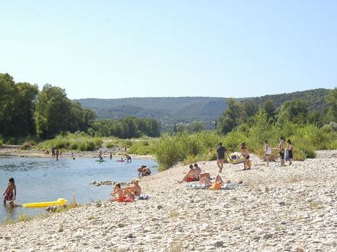 Camping Domaine de Gaujac - Camping Paradis - Camping Gard - Image N°11
