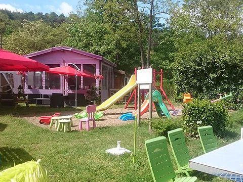 Ardèche  Camping de la Vallée du Doux - Camping Ardèche - Afbeelding N°3