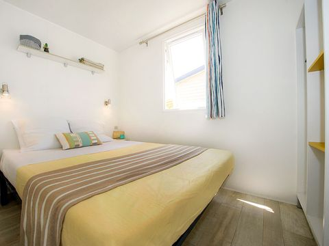MOBILHOME 5 personnes - COSY 2 chambres (I5P2)
