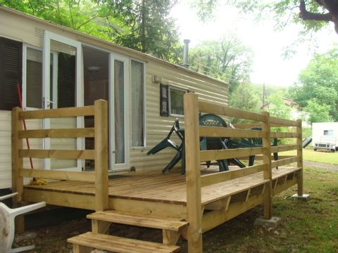 MOBILHOME 6 personnes - WILLERBY