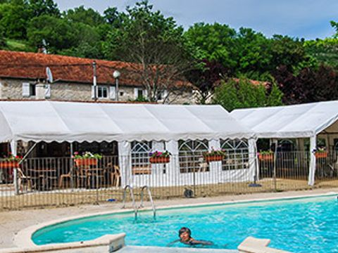 Camping le Moulin Vieux - Camping Lot - Image N°2
