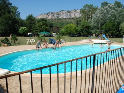 Camping le Moulin Vieux - Camping Lot