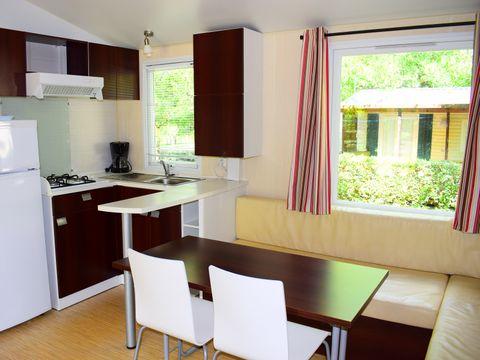 MOBILHOME 6 personnes - 30 m²