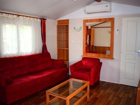 MOBILHOME 6 personnes - 40 m²