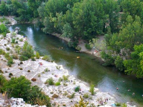 Camping le Val d'Hérault - Camping Herault - Image N°13