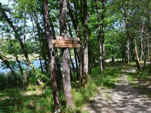 Camping de L'Etang Vallier - Camping Charente - Image N°9