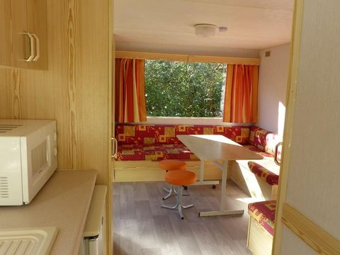 MOBILHOME 4 personnes - 25 m²