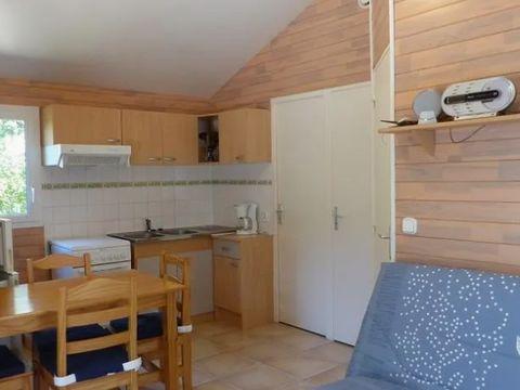 CHALET 6 personnes - 35 m²